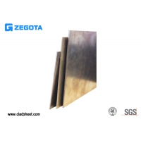 China High Strength 1500mm 4mm Copper Clad Steel Sheet on sale