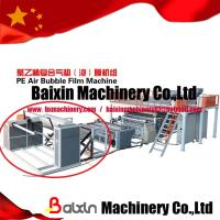 Automatic Two Layer Air Bubble Film Extrusion Machine with Auto Cut and Rewinder Manufactures