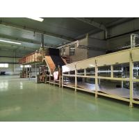 Full Automatic Commercial Carpet Tiles Combined Stentering Operation Manufactures