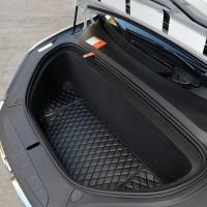 Topfit Car Boot Mats Cargo Liners for Tesla Model X P90D-Black Manufactures