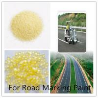 Road Marking Paint Hot melt adhesives light yellow  Pertroleum Hydrocarbon Resin C5 color3#-4# granule soft point 97-103 Manufactures