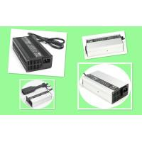 China CE certified 48V 8A smart AGM battery charger for lead acid and GEL battery on sale