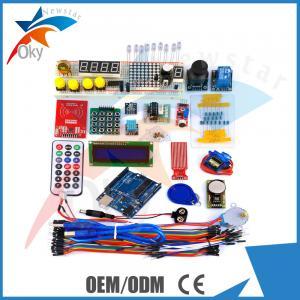 China RFID Development starter kit for Arduino  , UNO R3 / DS1302  Joystick on sale