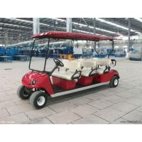 high quality cheap 6 seat electric golf cart with CE certificate China Manufactures