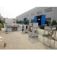 SS304 Linear 5 Gallon Water Filling Machine , 900bph Water Filling System Manufactures