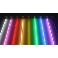 High Brightness Personalized 12V Tube Neon Lights Birthday Party Dia 6-20mm Manufactures