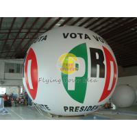 Total digital printed 7m inflatable Giant Advertising helium sphere Balloon for Parade Manufactures