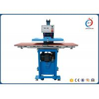 Semi Automatic T Shirt Glass Sublimation Heat Press Machine Hydraulic Printing Manufactures