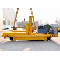 High Temperature Motorized Transfer Trolley Slag Ladle Type Large Capacity Steel Plant Manufactures