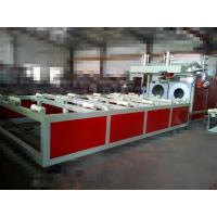 Automatic Pipe Belling Machine For R Type / U Type Plastic Pipe Belling Manufactures