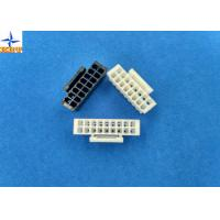 Dual Row PA66 Lvds Display Connector Housing With Lock Pitch 2.00mm Manufactures