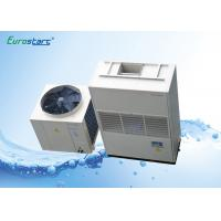 Rotary Compressor Packaged Air Conditioner Free Blow Ducted Type For School Manufactures