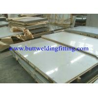 ASTM B443 AMS 5599 BS3072 Stainless Steel Plate SGS / BV / ABS / LR / TUV / DNV / BIS / API Manufactures