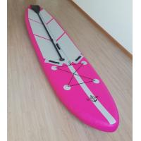 Durable 11'  Inflatable Sup Surf Paddle Anti Skid Long Lifespanwith A Hand Pump Manufactures