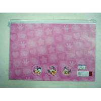 Airtight PVC Plastic Bags Offset Printing Wrapped for Students Manufactures