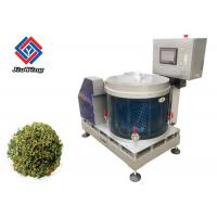 Automatic Vegetable Processing equipment , Vegetable Dryer Machine With Three Baskets Manufactures