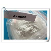 China Avanafil 330784-47-9 USP Standard 99% Purity Male Enhancement Powder on sale