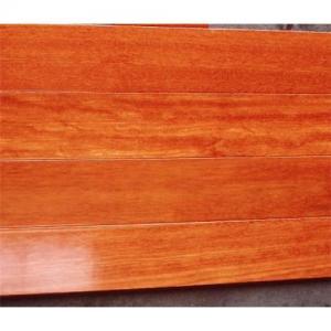 China Kempas flooring on sale