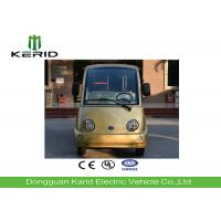 4kW DC Motor Electric Recreational Vehicles For Real Estate Tourist Attractions Manufactures