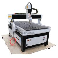 Quality 900*1500mm CNC Wood Advertisement Router with Vacuum Table/Mach3 Control System for sale