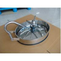 Sanitary Stainless Steel Tanks Without Pressure Square Manway/Manhole Cover Manufactures