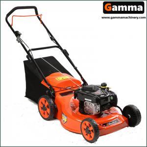 China 21'' lawn mower,hand push , grass cutter, gasonline mower, cutting width 53cm, BS engine on sale
