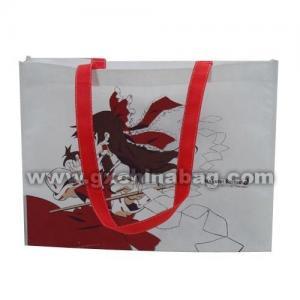 GX2012058 Shopping Bag cartoon logo printing on both sides Manufactures
