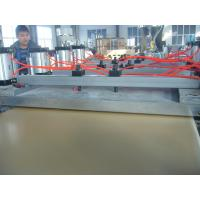 PVC Foam Plate Making Machine , Plastic Sheet Making Machine Manufactures