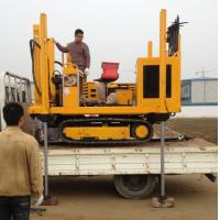 Quality DYLC light model CPT soil investigation drill rigs on site testing machine for sale