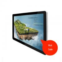 China Wall Mounted Elevator Android Advertising Screen 21.5 Inch Indoor Advertising Screen on sale