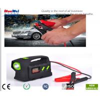 China 12v Car 24v Truck Heavyweight Heavy Duty Portable Emergency Battery Booster Jump Start Starter Power Pack Station on sale