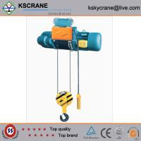 380V Wire Rope Electric Hoist Manufactures