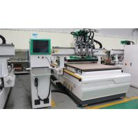 Solid And Stable CNC Wood Cutting Machine High Accuracy 1300*2500*200mm Manufactures