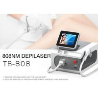1800w 808nm Diode Laser Permanent Hair Removal Machine For
