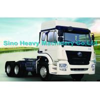 371HP Prime Mover Truck Prime Truck And Trailer For Transport Manufactures