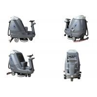 Industrial Cleaning Machine Types Ride On Floor Scrubber Dryer Manufactures