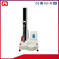 China High Precision Electric Single Column Universal Testing Machine Vertical Test Stand, 200KG Capacity on sale
