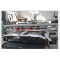 Two Piece Semi Carton Folding Gluing Machine For Carton Box Corrugated Paperboard Manufactures