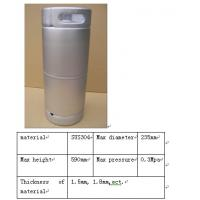 US Beer Barrel 1/6 beer keg for Draught Beer and Cider Manufactures
