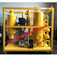 Deteriorated Insulation Oil Purifier Machine With Enclosed Canopy,transformer oil filtration equipment,oil recycling Manufactures