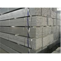 Welded Carbon Rectangular Steel Pipe SS400 , Thick Wall Steel Tubing Manufactures