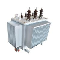 High Performance Low Loss Transformers , Oil Immersed 50 Kva Transformer 3 Phase Manufactures