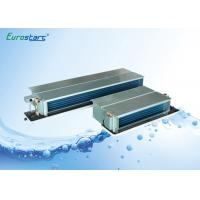 Four Pipe Type Chilled Water Fan Coil Units With Backward Return Plenum Manufactures