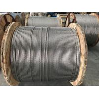 Hot Dipped 1 19 Inch Galvanized Guy Wire F8 7×2.64mm ASTM A 475 EHS Manufactures