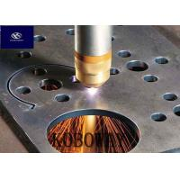 Stainless Steel Sheet Metal Welding Parts Metal Laser Cutting Services Manufactures