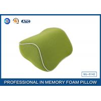 Filling Visco Elastic Foam Car Seat Neck Pillow Relieve Stress of Neck Muscle Manufactures