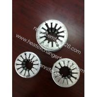 Galvanized Steel Sheet Circular Spacer Rings For Embedded G Base Fin Tubes Manufactures
