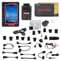 Launch X431 V 8inch Tablet Wifi / Bluetooth Full System Diagnostic Tool Two Years Manufactures