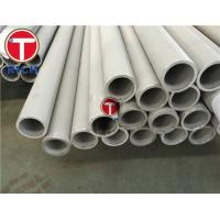 Cold Drawn / Cold Rolled Alloy Steel Pipe Seamless 34CrMo4 42CrMo4 42CrMo For Engineering Manufactures