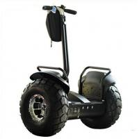 Personal 72V Off Road Segway Mobility Scooter With Brushless Motor 2000w